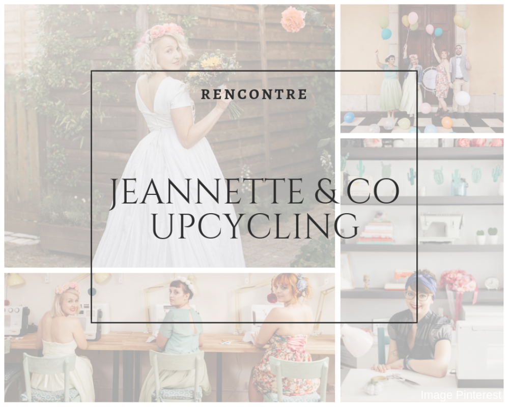 Jeannette & Co – upcycling