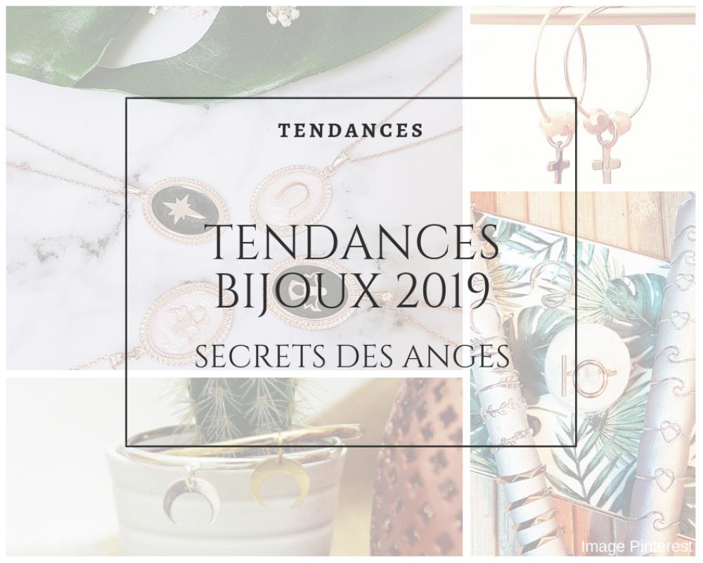 Tendances bijoux 2019
